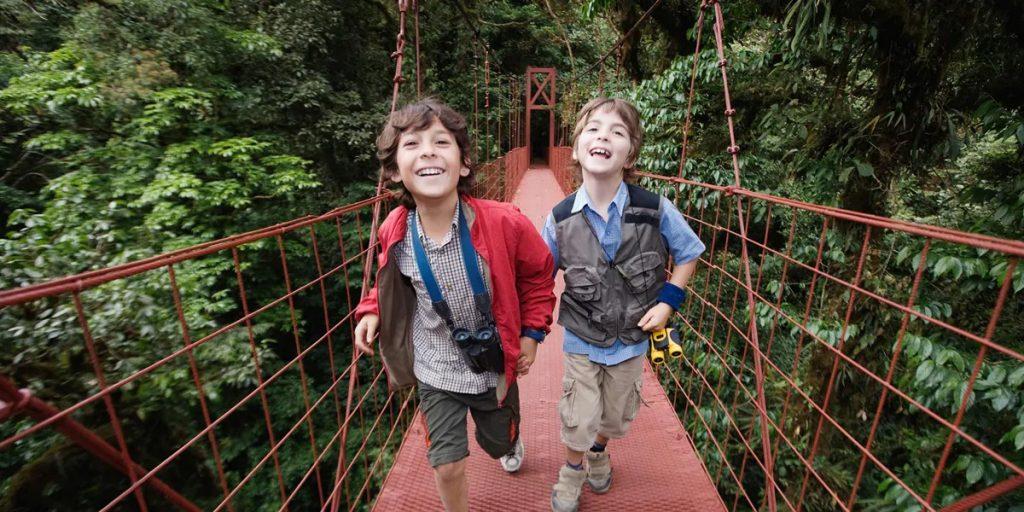 Monkeys, Jungles & Volcanoes