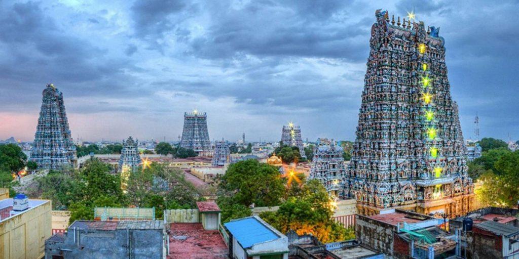 6D5N South India