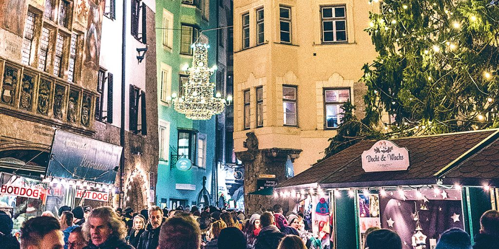 Alpine Christmas Markets