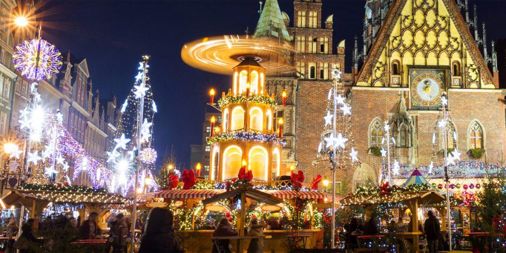 Christmas Markets of Poland, Prague & Germany