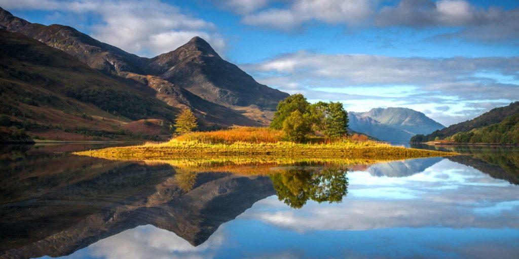 England & Scotland Heritage