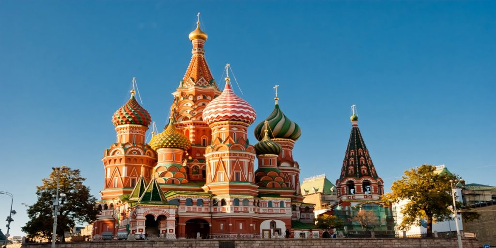 Highlights of St. Petersburg & Moscow