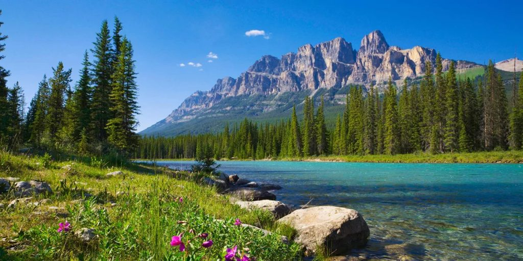 Iconic Rockies & Western Canada