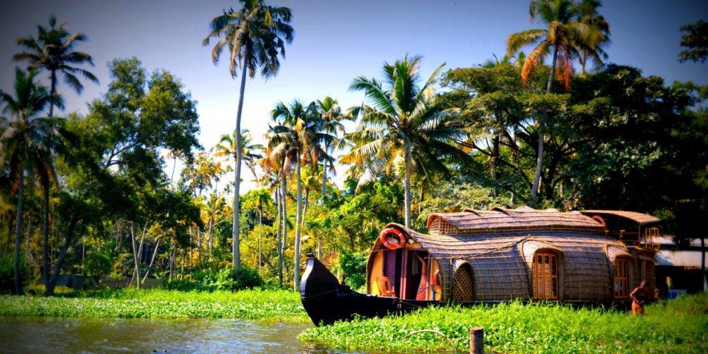 6D5N Kerala Honeymoon