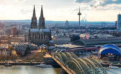 Alluring Amsterdam & Vienna