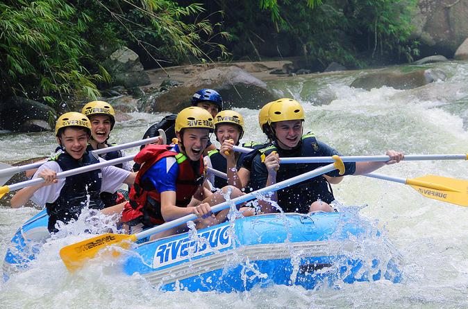 4D3N KL Water Rafting Fireflies Package