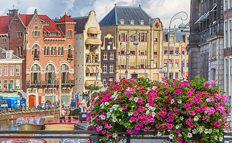 Holland & Belgium at Tulip Time