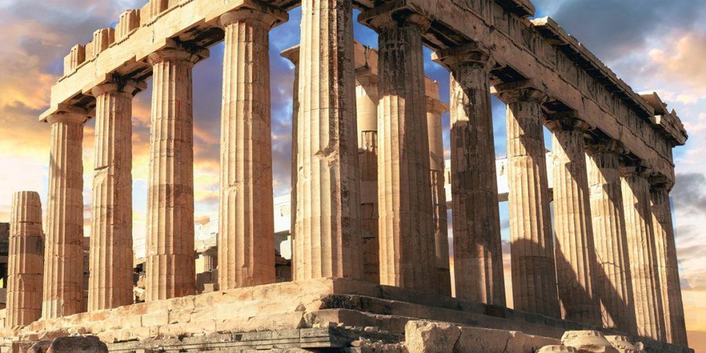 Glories of Greece