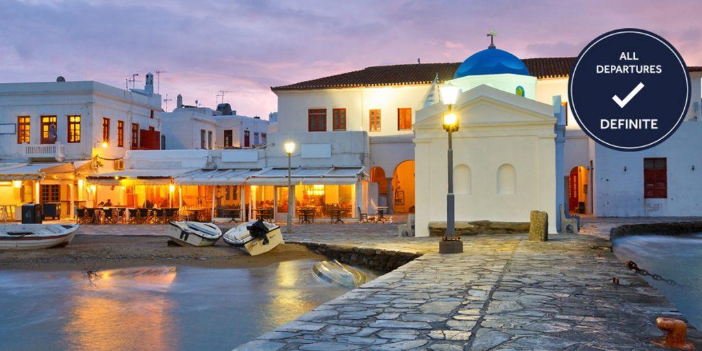 Grecian Dreams
