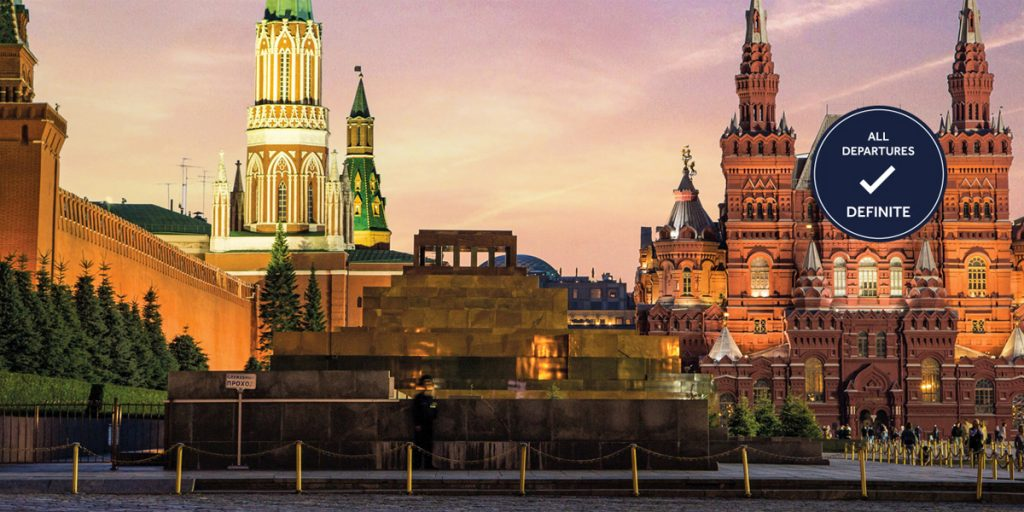 Russia, Warsaw & the Baltic States