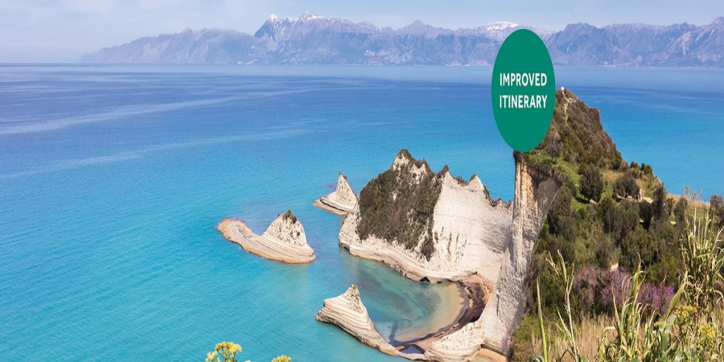 The Eastern Discovery with Cruise option