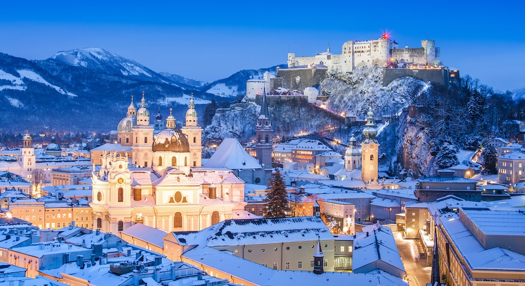 Christmas In Austria 2019.Christmas Markets Of Austria Germany Switzerland Star
