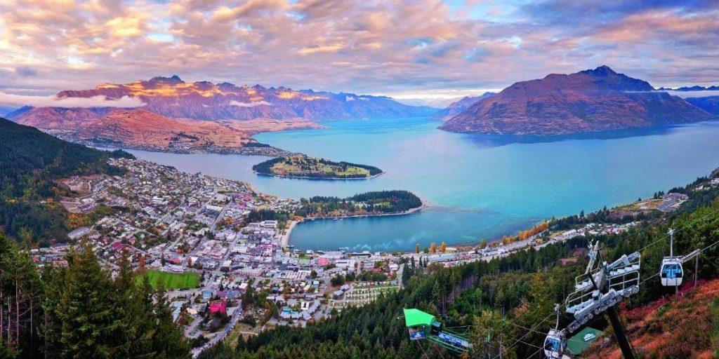 9D8N Lakes & Glaciers