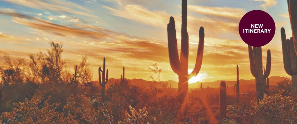 Desert Escapes of California & Arizona