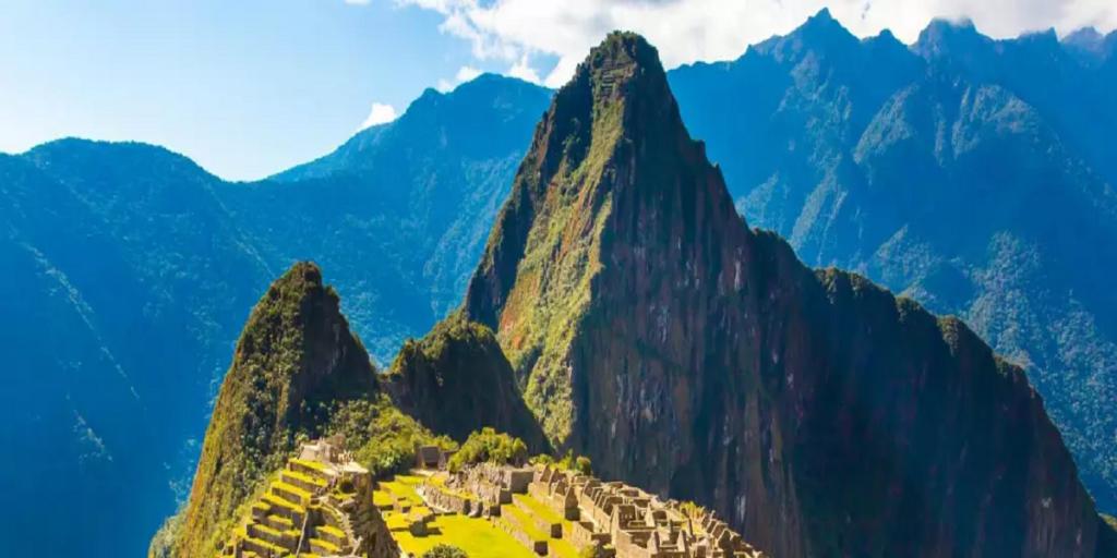 Land of the Incas