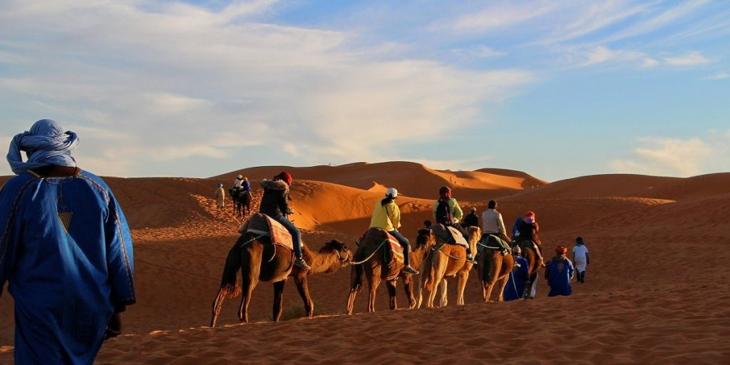 10D7N The Magical Morocco Tour