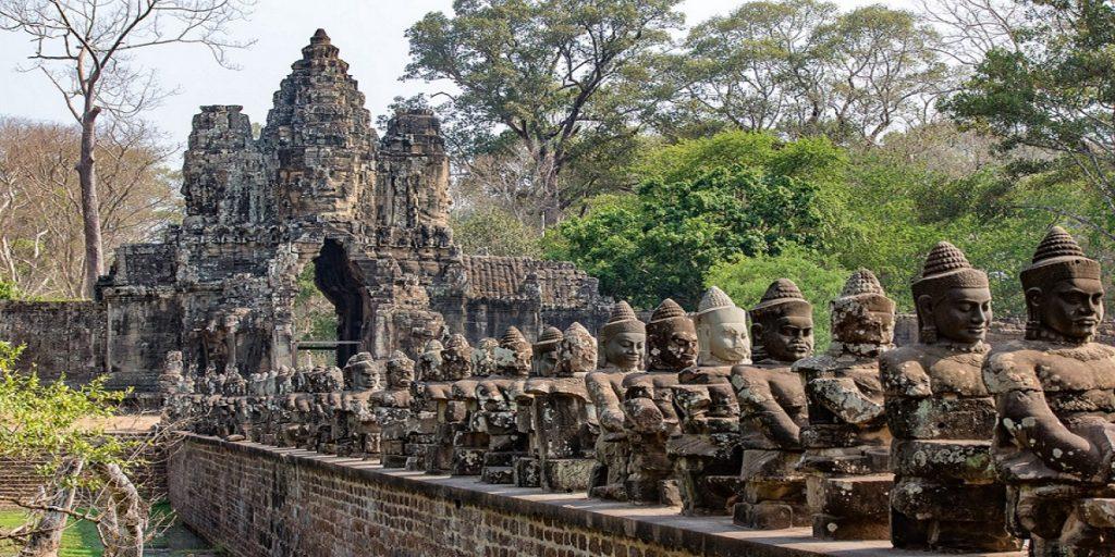 4D3N Phnom Penh - Siem Reap - Angkor Wat