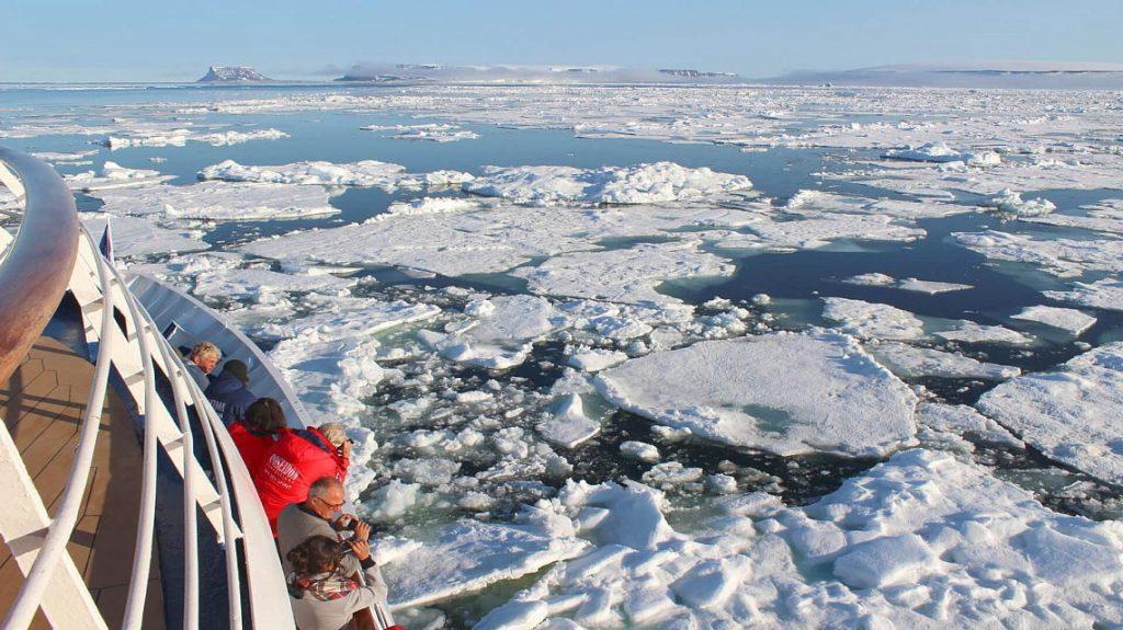 Franz Josef Land Archipelago - Russian High Arctic