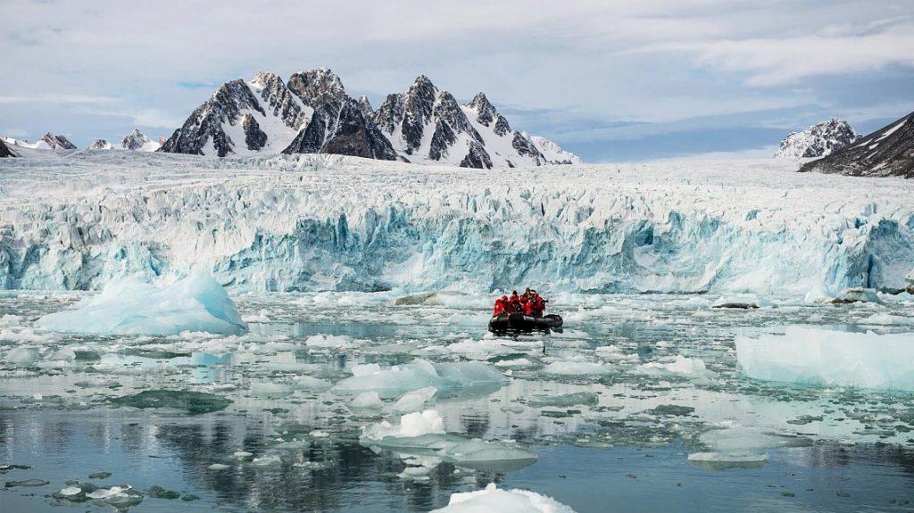 Spitsbergen, Greenland & Iceland - Arctic Odyssey