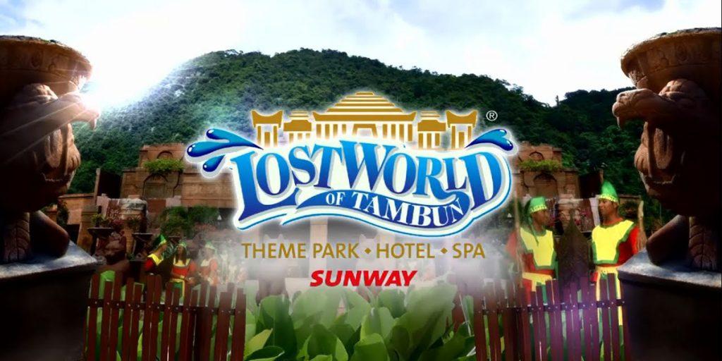 4D3N Kuala Lumpur & Lost World of Tambun