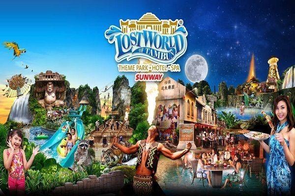 2 Days 1 Night Lost World Of Tambun (Self-Drive)