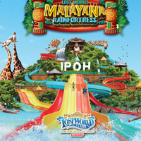 2D1N Lost World Of Tambun (Self-Drive)