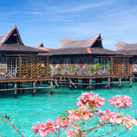 Pulau Mabul Packages (Sipadan Mabul Resort)
