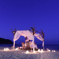3D2N Pulau Perhentian Kecil - Honeymoon (Bubu Long Beach)