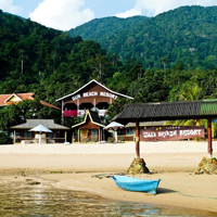 3D2N Pulau Tioman (Sun Beach Resort)