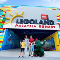 Legoland (Entrance Ticket + Transfer)