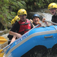 White Water Rafting Gopeng Perak (Day Tour)