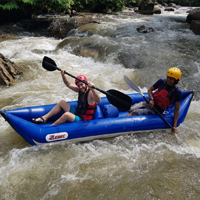 White Water Rafting Sungai Kampar Perak (Day Tour)