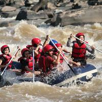 White Water Rafting Sungai Sedim Kulim Kedah (Day Tour)