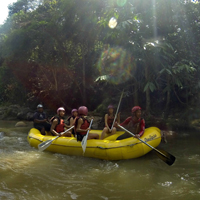 White Water Rafting Sungai Selangor KKB (Day Tour)