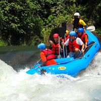White Water Rafting Sungai Slim River (Day Tour)