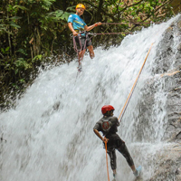 Waterfall Abseiling Perak (Half Day Tour)