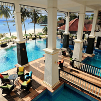 3D2N Pulau Lang Tengah - Free & Easy (Sari Pacifica Resort)