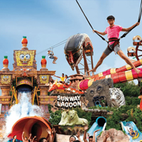 2D1N Sunway Lagoon (Fun & Stay Package)