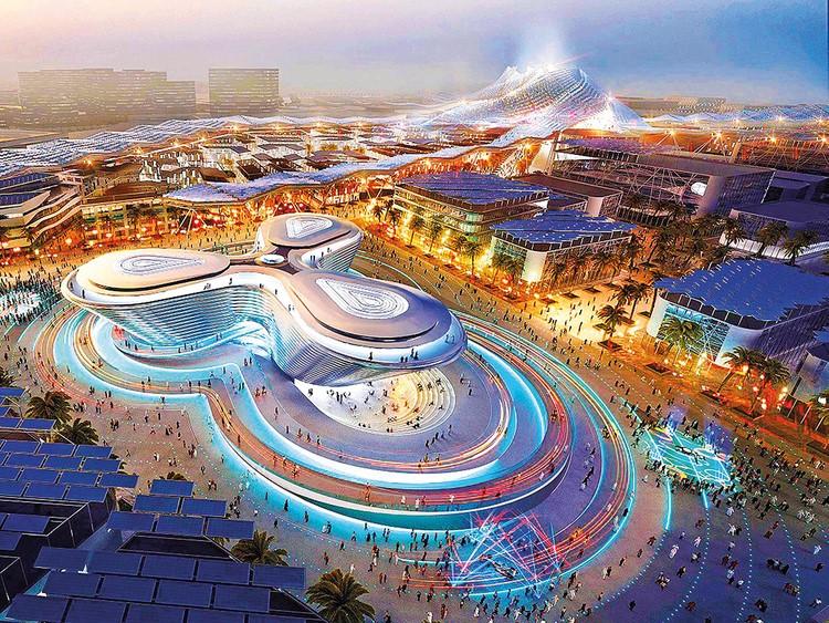 7D6N Dubai Expo 2020